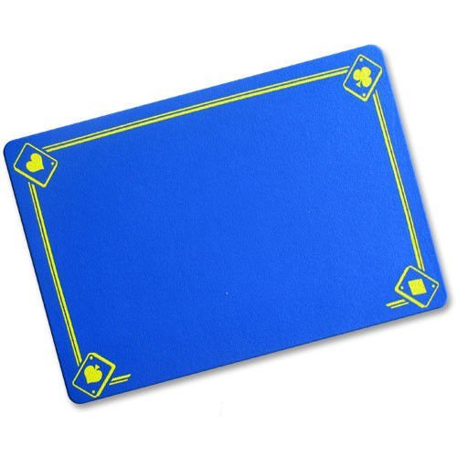 Tappetino per Close Up - 4 Assi Blu 40 x 27,5 cm
