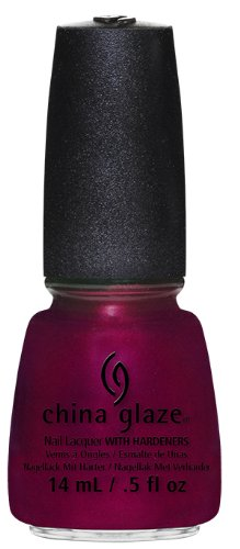 China Glaze Collection Autumn Nights Vernis à Ongles Red-y & Willing 14 ml