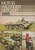Motorkalender der DDR 1985 SPW-70 ETZ 250/A Pneumant