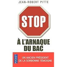 STOP A L ARNAQUE DU BAC
