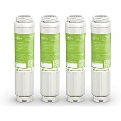 4x (cuatro) Seltino SBH-ultra Servicio ver.-nevera filtro de agua para Bosch Siemens Neff Miele 644845UltraClarity