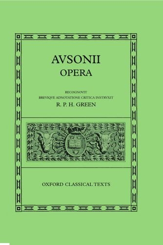 Ausonius Opera