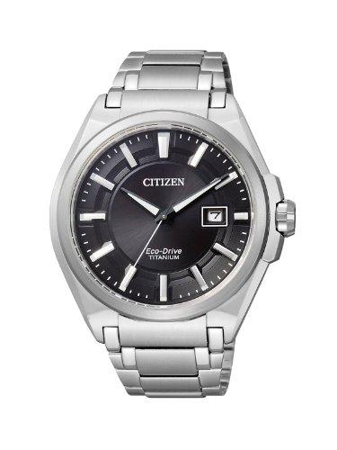 Citizen supertitanio eco drive bm6930-57e - orologio da polso uomo