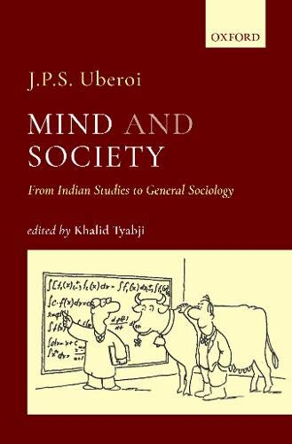 Mind and Society: From Indian Studies to General Sociology