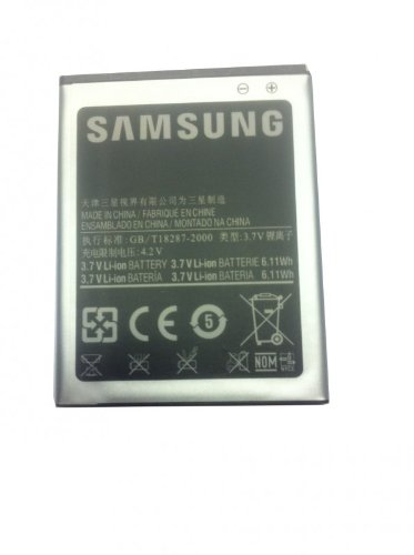 Samsung EBF1A2GBU 1650 mAh Li-Ion Akku für Samsung Galaxy S2 (GT-I9100)