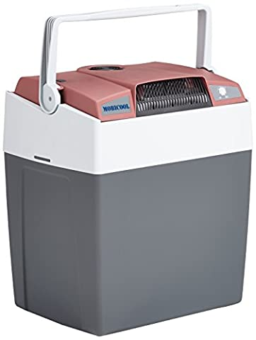 MOBICOOL 9103501273 Elektrische Kühlbox für Auto und Steckdose G30 AC/DC, 29 Liter