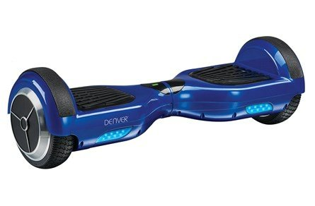Patinete eléctrico DENVER DBO-6550 Blue