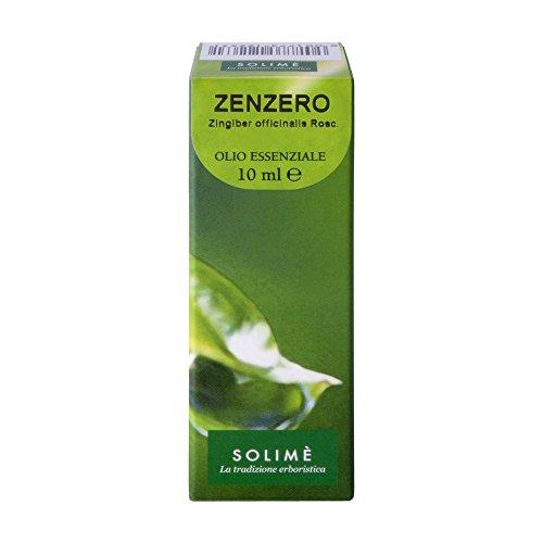 Olio essenziale Zenzero puro al 100% 10 ml - Prodotto erboristico made in Italy
