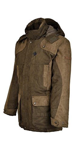 Percussion - Veste de chasse Grand Nord Kaki Percussion