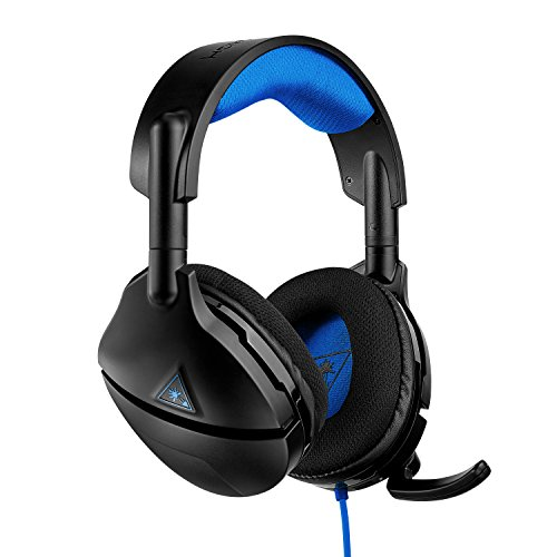 Turtle Beach Stealth 300 Cuffie Gaming Amplificate, PlayStation 4