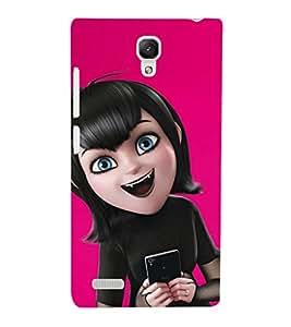 EPICCASE Mavis Dracula Mobile Back Case Cover For Xiaomi Redmi Note 4G (Designer Case)