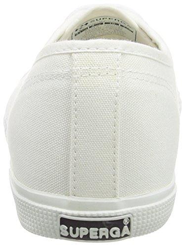 Superga  2950 Cotu,  Unisex Erwachsene Sneakers Weiß (900)