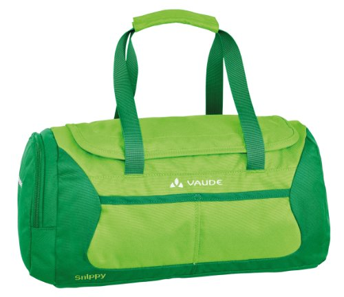 VAUDE Kinder Tasche Snippy, Grass/Applegreen, 21 x 4 x 17 cm, 10 Liter, 11426