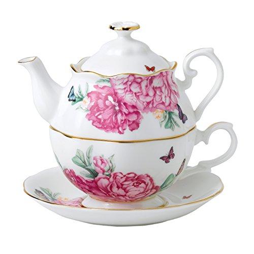 Miranda Kerr von Royal Albert Freundschaft neuen Tee für One, Bone China Porzellan, weiß Royal Doulton Bone China