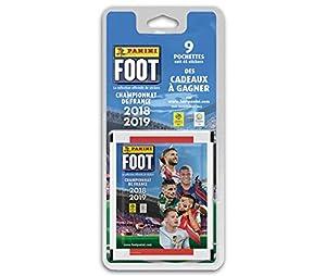 Panini 9Fundas, Foot Stickers 2018-2019, 2428-038