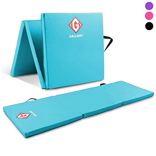 Gymnastics Mat Large Tri Folding...
