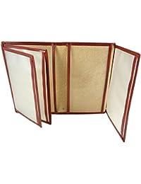 Etui Porte Carte Grise de protection pour permis et Papiers de Voiture en cuir