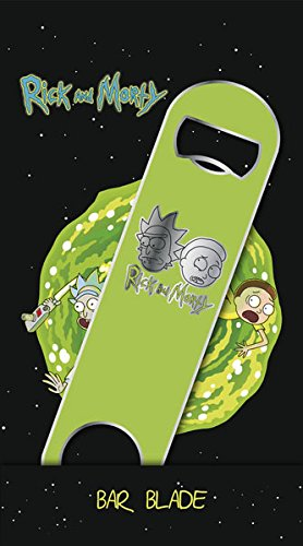 Abrebotellas Rick and Morty