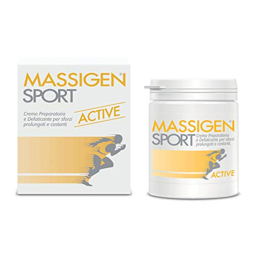 Massigen sport active crema preparatoria defaticante sport - 100 ml