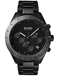 Hugo Boss–Chronographe avec Bracelet en céramique pour Homme