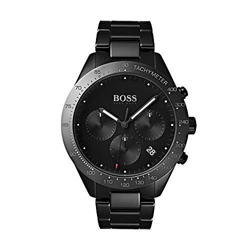 Hugo Boss Men's Ceramic Strap Chronograph Watch