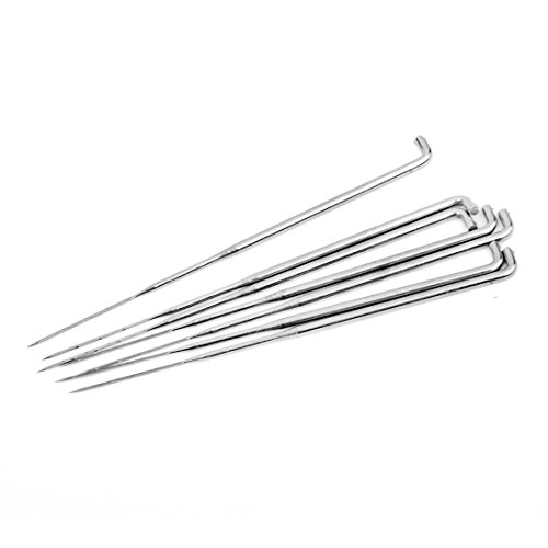 Filznadeln – TOOGOO(R) Set 7 Stueck Filznadeln mit Holzgriff Wollfilz Werkzeug Filzen Starter Bausatz