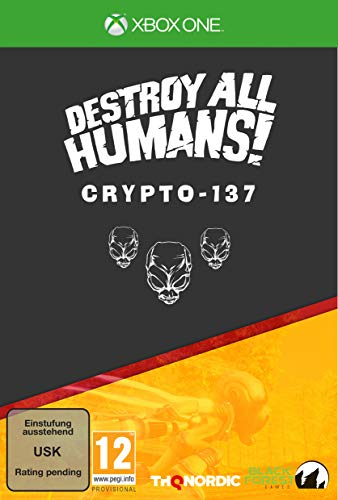 Destroy All Humans! - Crypto - 137 Edition pour Xbox One