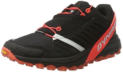 Dynafit Damen Alpine Pro W Traillaufschuhe Schwarz (Black/Fluo Coral)