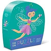 Crocodile Creek Fairy Magic 12Piece Jigsaw Puzzle
