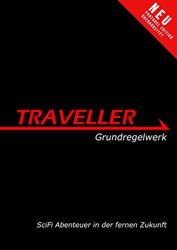 TRAVELLER - Grundregelwerk, portabel
