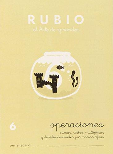 Problemas Rubio, n 6 por Ramón Rubio Silvestre