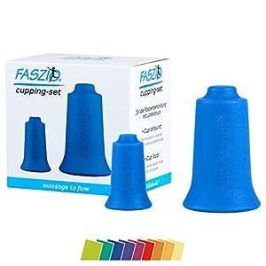 BellaBambi® FASZIO Cupping-Set, Cup Allround + Cup Local