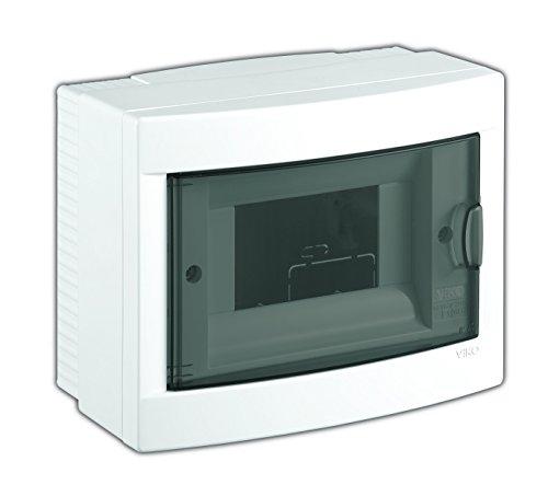 Aufputz Kleinverteiler 6 Module Sicherungskasten Verteilerkasten Aufputz