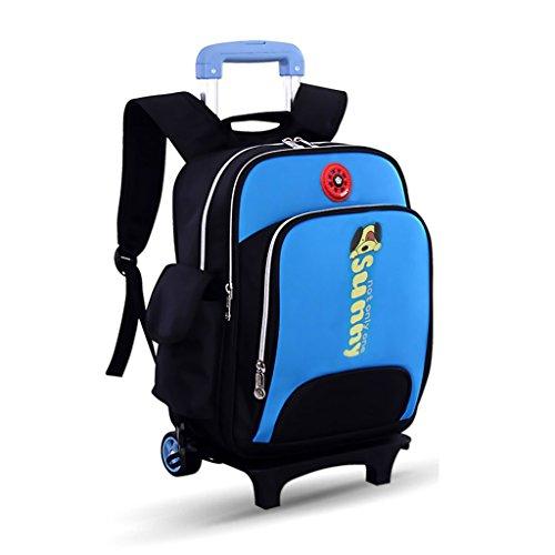 gudehome-mochila-con-trolley-mochila-con-ruedas-y-asa-telescopica-ninos-de-mochilas-escolares-azul