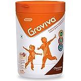 Groviva Child Nutrition Supplement Jar -400g (Chocolate)
