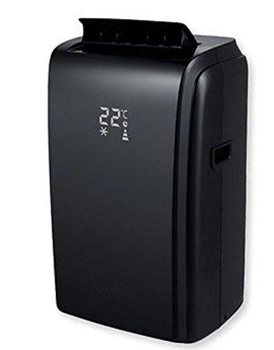 Mobile Designer 3 in 1 Klimaanlage / Klimagerät AM 26K für Räume bis 80m³ | 2,6 kW / 9000 Btu | Timer, Fernbedienung, 3 Ventilationsstufen, Einstellbare Luftausblasrichtung