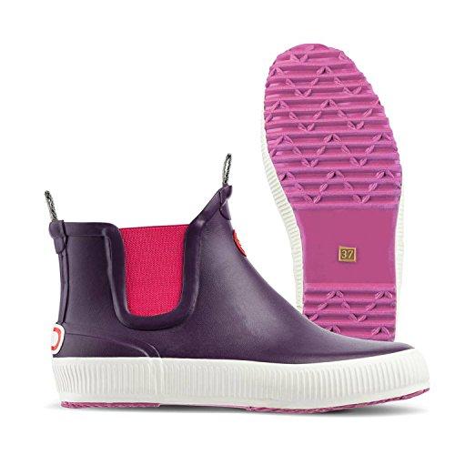 Nokian Footwear - Bottes en caoutchouc -Hai Low- (Originals) [15735267] prune foncé