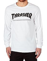 Thrasher Skate Mag Logo Longsleeve Tee White X-Large 7eabae912c
