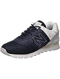 New Balance - Classiques Traditionnels 373 - Couleur: Azul-naranja-verde - Taille: 37,0