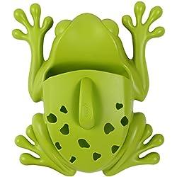 Boon - Frog Pod, ranita guarda juguetes de baño (TOMY B405)