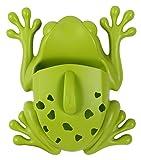 Boon B405 -   Aufbewahrung für Badespielzeug Frosch