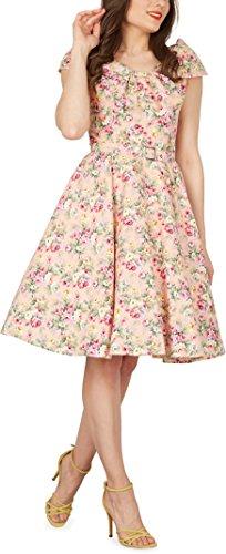 'Cynthia' Vintage Amity Kleid im 50er-Jahre-Stil - 4