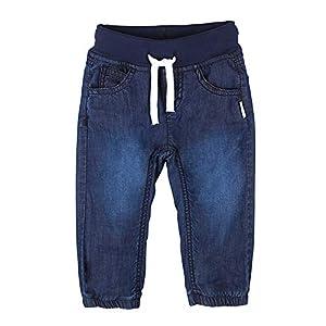 Stummer Baby Mini Girls niña Pantalones/Jeans, Azul/Denim 13