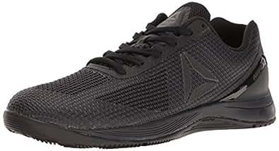 Reebok Men's Crossfit Nano 7.0 Sneaker, Lead/Black/Black, 13 M US