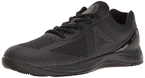 Reebok Men's Crossfit Nano 7.0 Sneaker, Lead-Black-Black, D(M) US