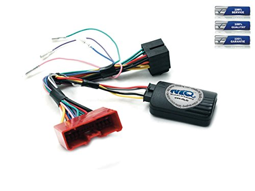 PIONEER CAN-BUS Lenkrad Fernbedienung Adapter für Mazda 3 Bj. 2004 - 2008
