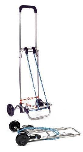 Germania casi carrello rullo - koffertrolley gepäcktrolley fino 30 kg, pieghevole, andersen