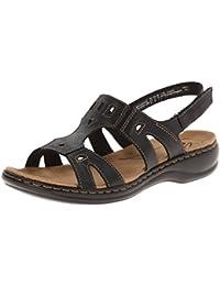 00f7b681638 Amazon.co.uk  Clarks - Sandals   Women s Shoes  Shoes   Bags