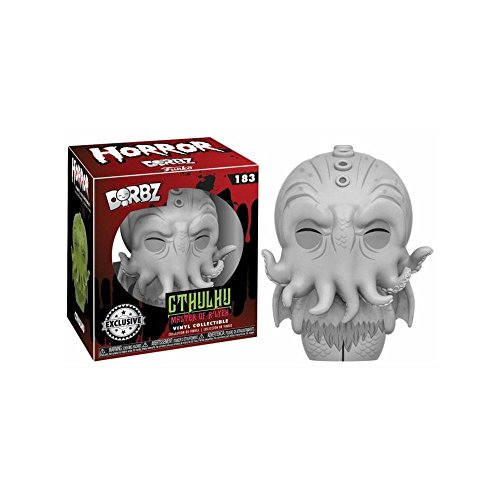 Figura Dorbz Cthulhu Black and White Exclusive