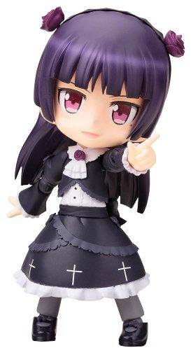 Preisvergleich Produktbild CU-POCHE BLACK CAT - Ore no Imuto ga Konnani Kawaii Wakeganai